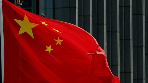 Bandera de China (Foto. Getty)