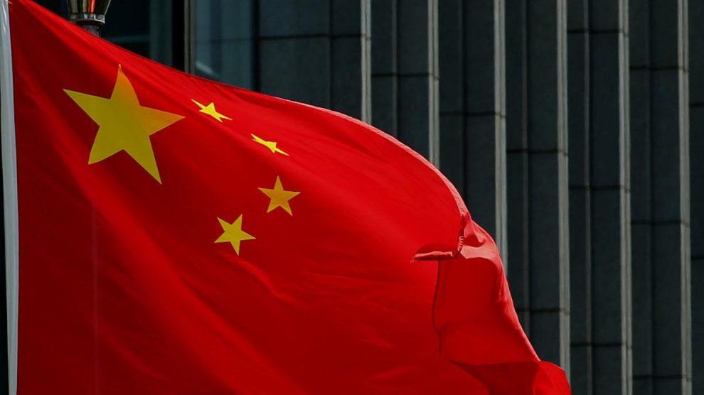 Bandera de China (Foto. Getty)