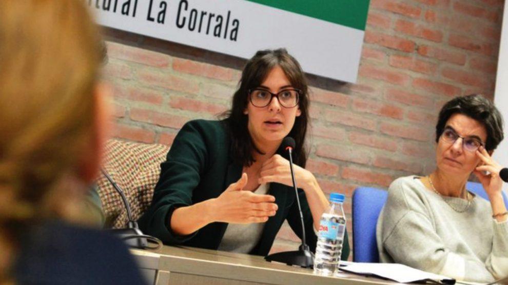 La portavoz del Ayuntamiento, Rita Maestre, en una imagen reciente. (Foto: TW)
