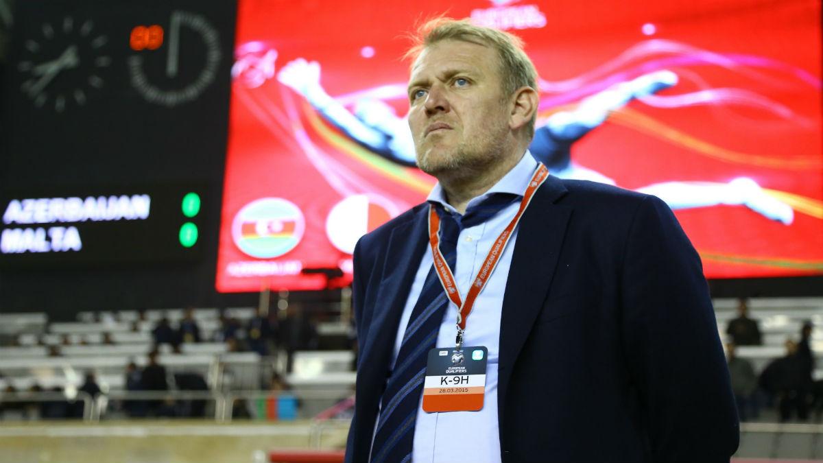 Robert Prosinecki, seleccionador de Bosnia (Getty)