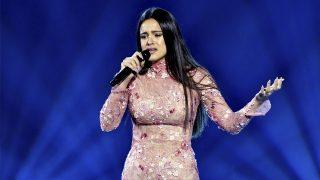Rosalía. (Foto: AFP)