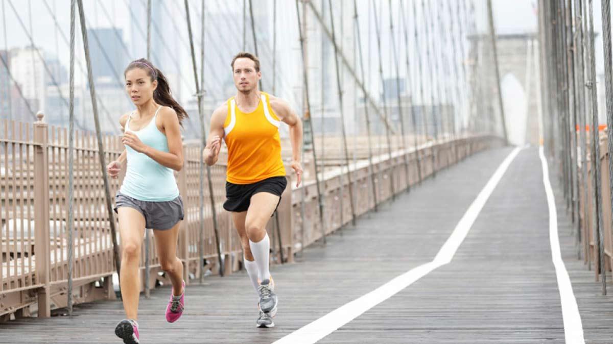 Las claves de la  capacidad física en los hombres y las mujeres