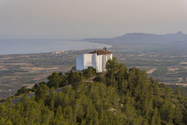Resultado de imagen de ermita de santa lucía y san benito alcossebre