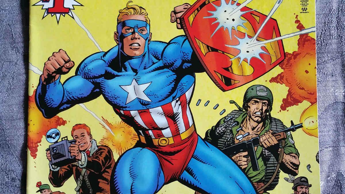 Amalgam comics, la fusión de los superhéroes de Marvel y DC