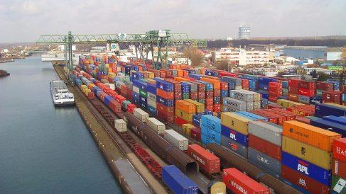 Déficit comercial (Foto. EFE)