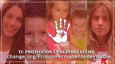 Campaña de firmas del padre de Diana Quer para evitar la derogación de la prisión permanente revisable.