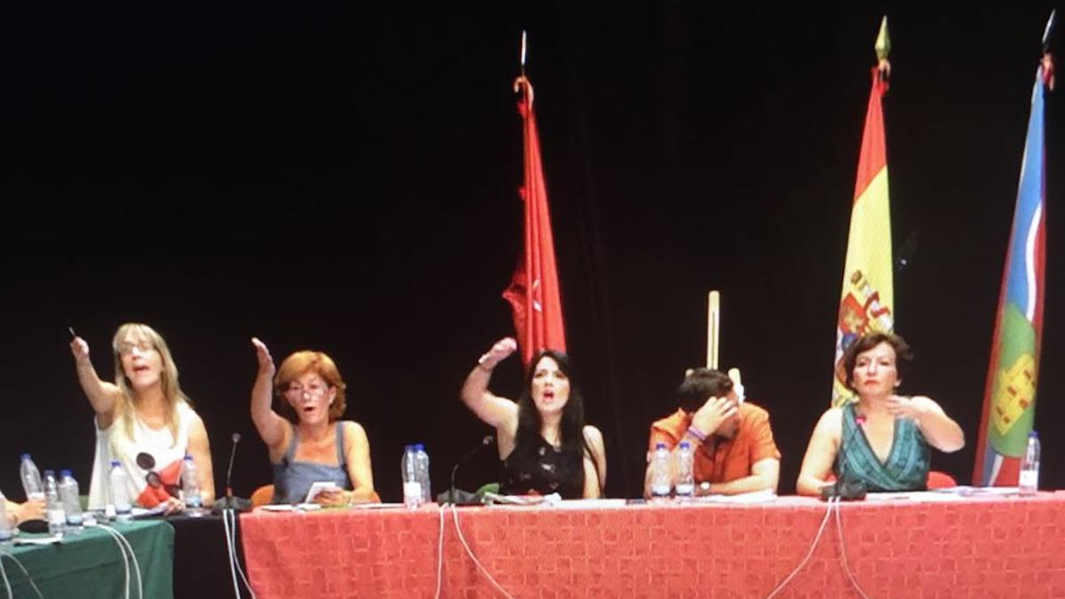 Gobierno municipal de Podemos en San Fernando de Henares (Madrid).