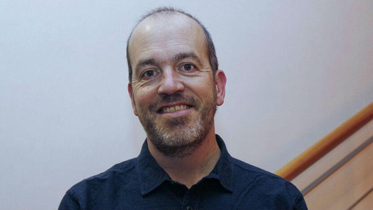 Marc Costa, director general de los Agentes Rurales de Cataluña.