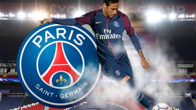 La afición del PSG se harta de los caprichos de Neymar