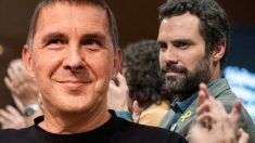 Arnaldo Otegi y Roger Torrent