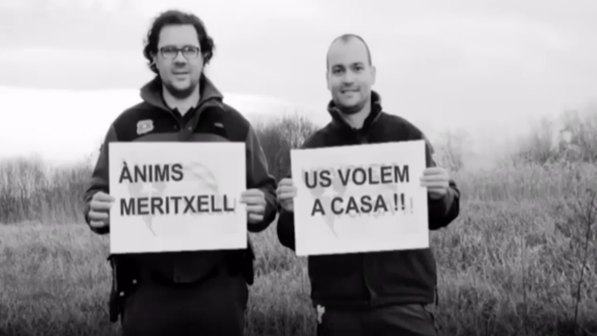 Agentes rurales de la Generalitat piden a Meritxell Serret volver a Cataluña, ya que, se encuentra huída en Bélgica.