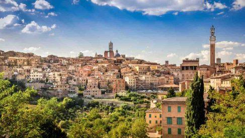 Lugares, rutas, planes y dónde comer en Siena.