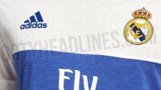 El diseño de la camiseta retro que va a lanzar Adidas.