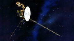 El Voyager 1 fue una de las aeronaves que enviaron una copia del disco de la NASA
