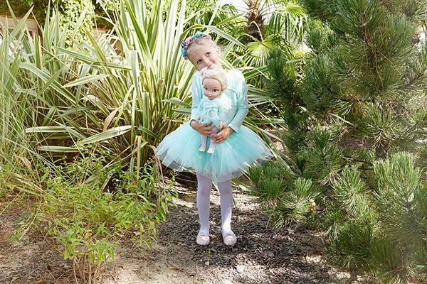 My Little Twin: la marca infantil que viste igual a las niñas y a sus muñecas