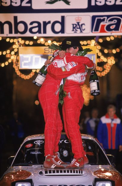 Carlos Sainz, rey del desierto: gana su segundo Dakar