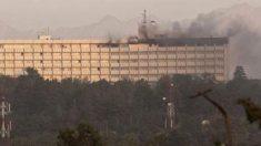 Ataque a un hotel en Kabul