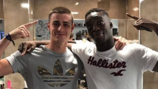 Kepa e Iñaki Williams.