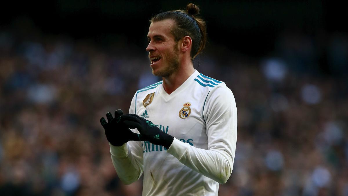 Bale ya es el máximo goleador del Real Madrid en Liga. (Getty)