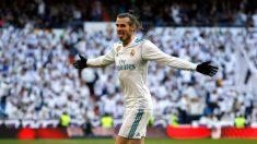 Bale le dio la vuelta al partido con un golazo. (EFE)