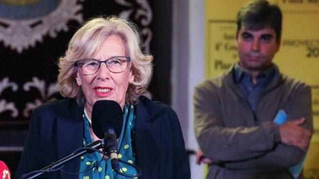 Carmena pretende, ante la falta de apoyos, aprobar sus presupuestos sin votarlos en el Pleno municipal