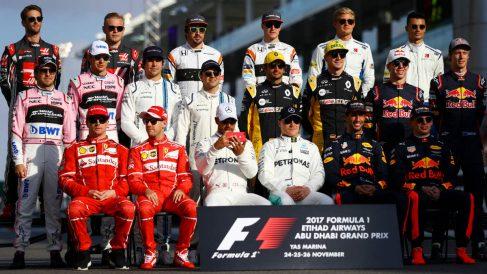A partir de la temporada 2019, los pilotos de Fórmula 1 deberán tener un peso mínimo de 80 kilogramos, que de no llegar a él habrán de compensar con lastres. (Getty)