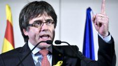 Puigdemont en una reciente imagen (Foto: AFP).