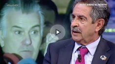 Miguel Ángel Revilla en el programa El Hormiguero.