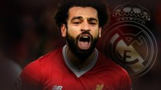 Salah sigue en el punto de mira del Real Madrid.