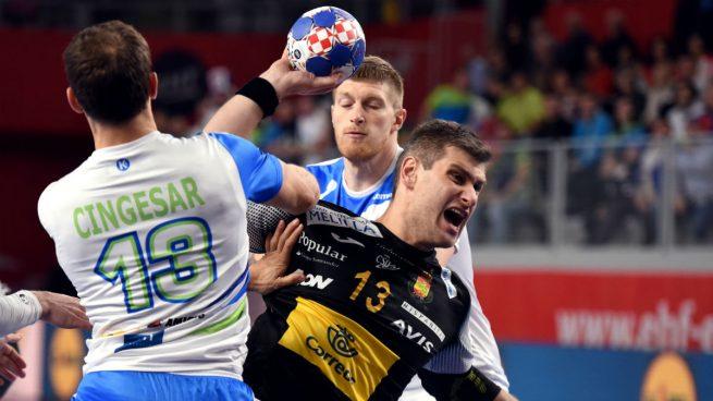 Los Hispanos caen ante la extrema dureza de Eslovenia (31-26)