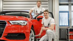 Las sugerencias realizadas por los trabajadores de Audi a la propia empresa son las responsables de un gran ahorro de dinero anual para la misma.