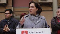 La alcaldesa barcelonesa, Ada Colau. (Foto: Ayuntamiento) | Sant Jordi 2018