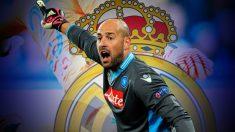 Pepe Reina ha sido campeón del Mundo y Europa defendiendo la camiseta de la selección española.