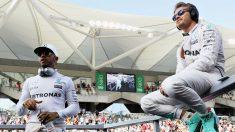 La gran rivalidad que se creó en Mercedes entre Lewis Hamilton y Nico Rosberg acabó siendo perjudicial en muchos sentidos, tal y como reconoce Toto Wolff. (Getty)