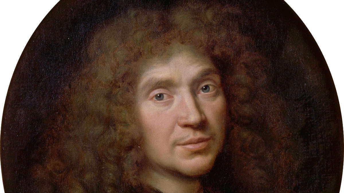 Molière, le génie de la comédie française