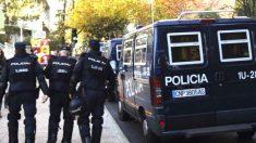 Agentes de la Policía Nacional en una intervención. (EFE)