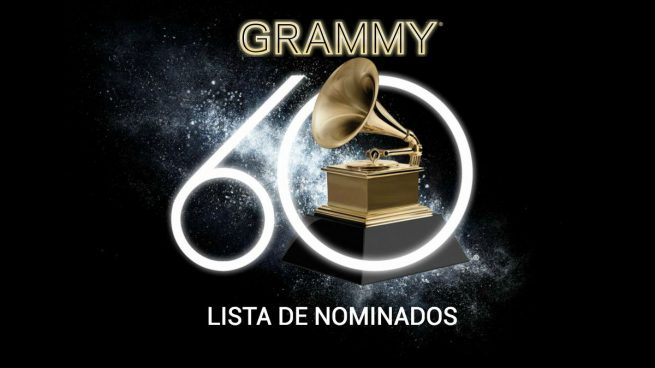 nominados premios grammy 2018