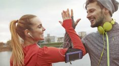 Ideas para regalar a un runner por San Valentín.