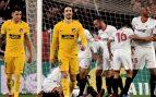 El Sevilla elimina de la Copa a un pobre Atlético (3-1)
