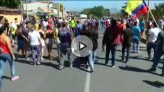 Tensiones en la frontera de Colombia y Venezuela.