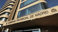 Audiencia Provincial de Madrid, donde se celebra el juicio.