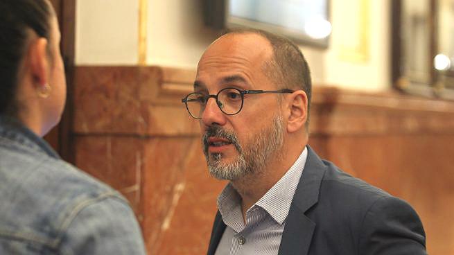 El Congreso estudia retirar el sueldo a Rufián, Tardà y Campuzano por sus reiteradas ausencias