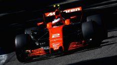 McLaren estrenará el nuevo MCL33 antes de su presentación oficial en sendos 'filming days' donde tratarán de curar todos los problemas de juventud que surjan con la llegada de Renault como motorista. (Getty)