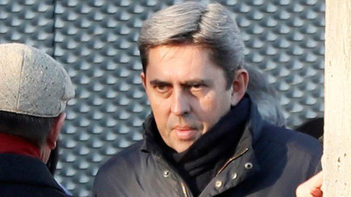 El ex vicepresidente de la Comunidad Valenciana Vicente Rambla, a su llegada a la Audiencia Nacional. (EFE)