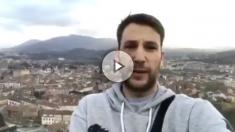 Vídeo contra los andaluces de Albert Donaire