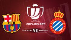 Consulta aquí cómo ver el Barcelona vs Espanyol.
