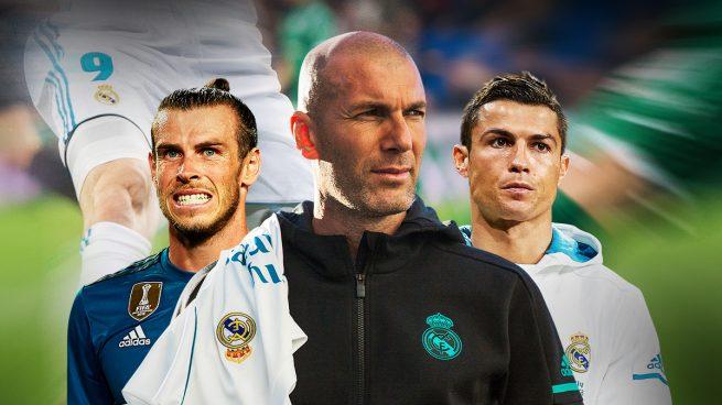 El error de novato de Zidane