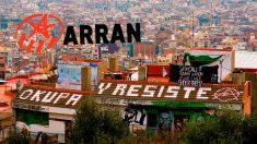 ARRAN, casas okupas