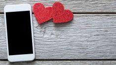 ¿Quién dijo que la tecnología no podía ser romántica?