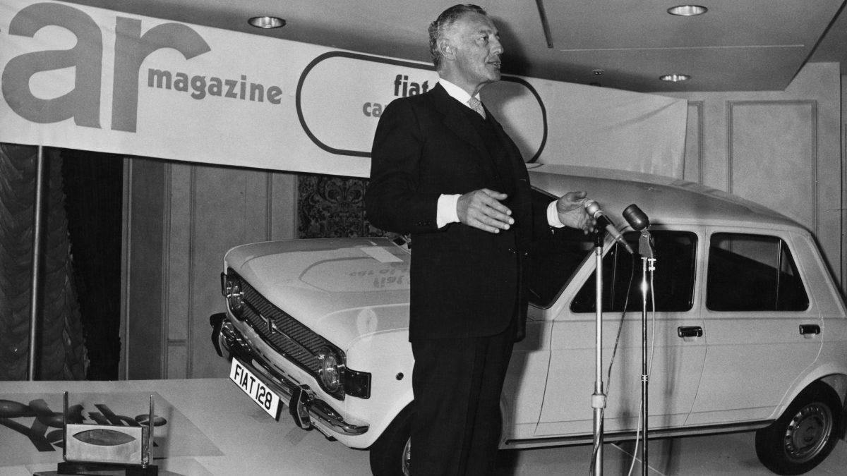El 'Imperio Fiat' sigue en plena forma tras 15 años sin Gianni Agnelli